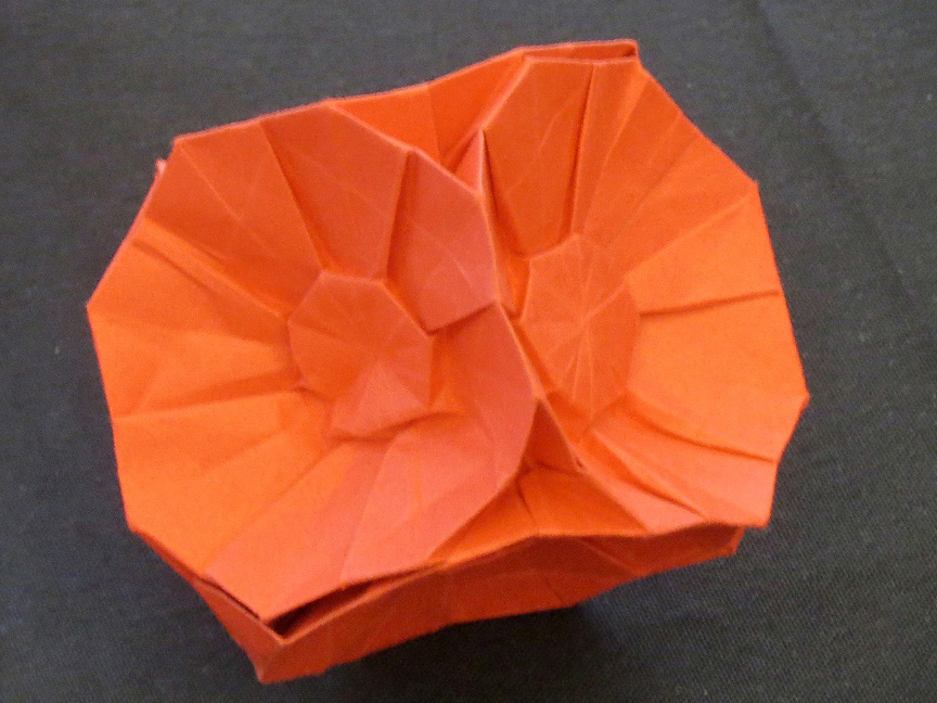 Truncated Cube Flowerball 2016
