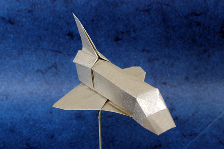 space shuttle origami - photo #43