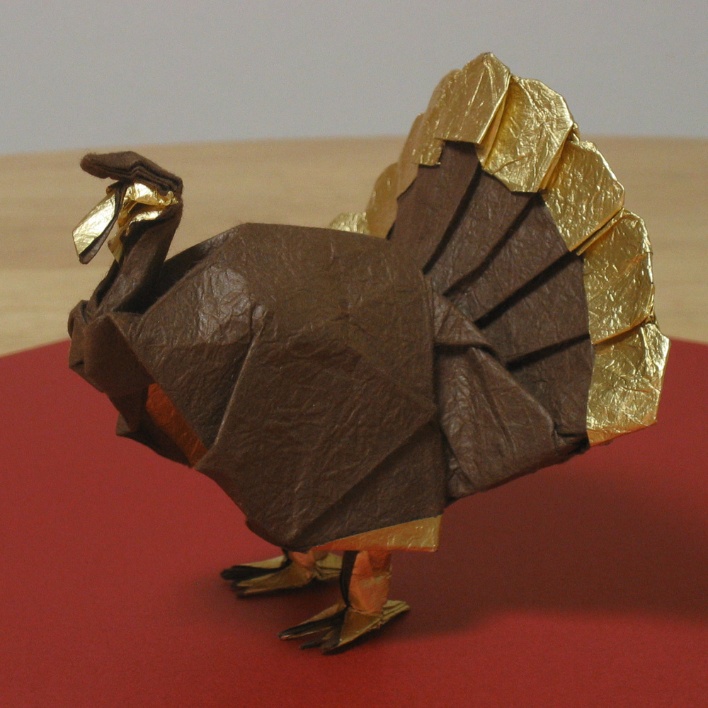 the origami forum � view topic turkey by zingman